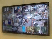 CCTV Installation in Byfleet