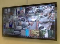 CCTV Installation in Lavender Fields